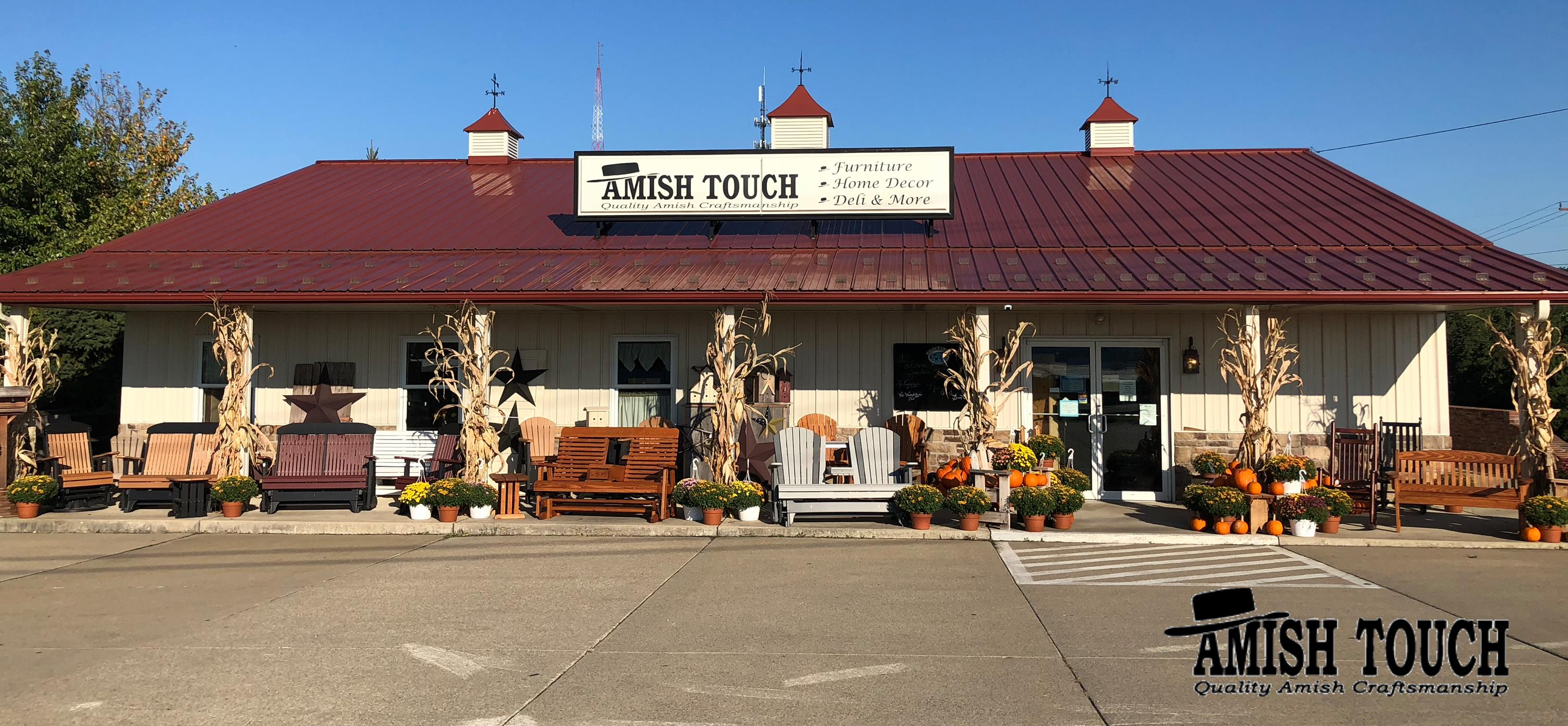 Amish Made Furniture And Home Decor Amish Touch